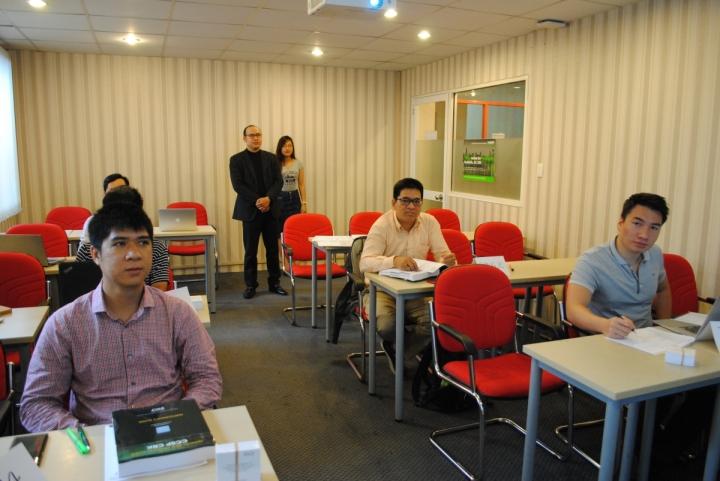 Robusta phối hợp cùng (ISC)² triển khai khóa đào tạo CCSP được uỷ quyền chính thức đầu tiên tại ViệtNam